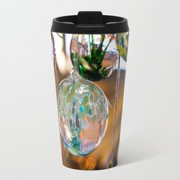 in that orb was a story of color and fire Travel Mug