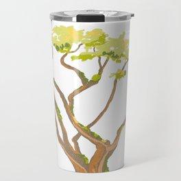 Arbutus Tree 1 Travel Mug