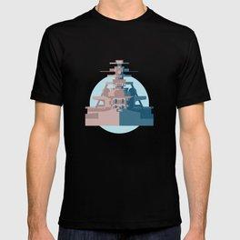 Battleship Bismark T-shirt