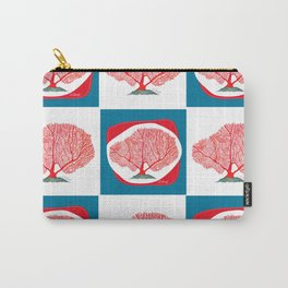 CORAL CORAL Carry-All Pouch