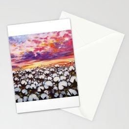 """Delta Harvest Sunset"" Stationery Cards"