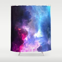 Astralis Shower Curtain