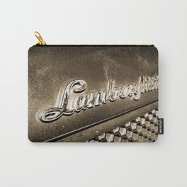 Super car Emblem Italy Carry-All Pouch
