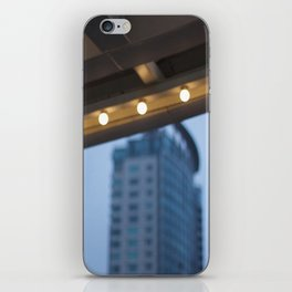 Hotel awning iPhone Skin
