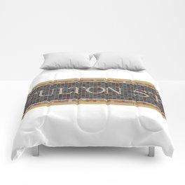 Fulton Street Comforters
