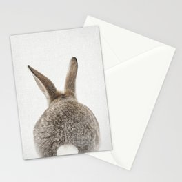 Bunny Tail Stationery Cards