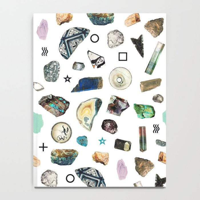 ROCK COLLECTION Notebook