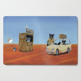 The Outback ATM Cutting Board