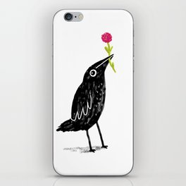 Caw Blimey iPhone Skin