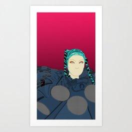 2988 Art Print