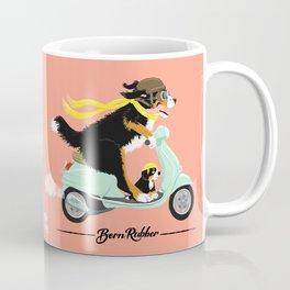 Bern Rubber - Seafoam Scooter Coffee Mug