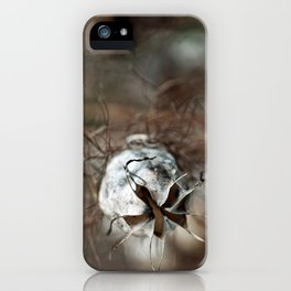 {faded love} iPhone Case