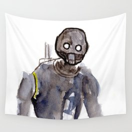 K2SO Watercolor Painting Wall Tapestry