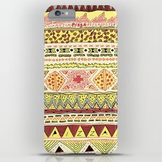 Pizza Pattern Slim Case iPhone 6 Plus