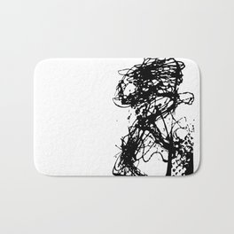 Runners Run Bath Mat