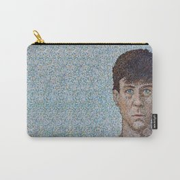 Stop and Look Around Carry-All Pouch