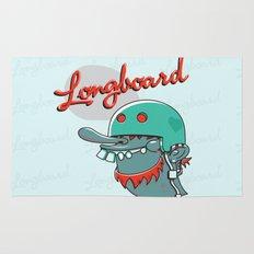Longboard Rug