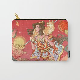 Year of the Dog Carry-All Pouch
