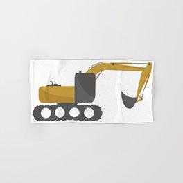excavator Hand & Bath Towel