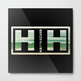 HH3 Metal Print