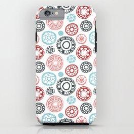 Daisy Doodles 1 iPhone Case