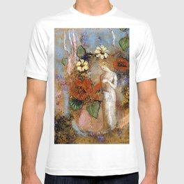 "Odilon Redon ""Pandora"" T-shirt"