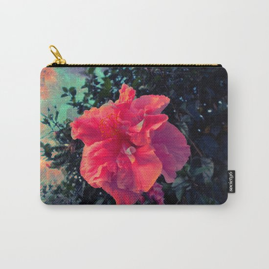 Bloom into a Galaxy Carry-All Pouch