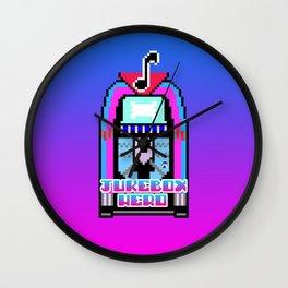 JukeBox Hero Wall Clock