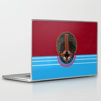 flag Laptop & iPad Skins featuring Flag by Canson City
