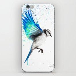 Tropical Oasis Bird iPhone Skin
