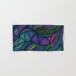 Flow of Time Hand & Bath Towel