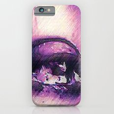 Tears - Pencil Drawing iPhone 6s Slim Case