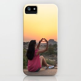 Incredible India: Hampi iPhone Case
