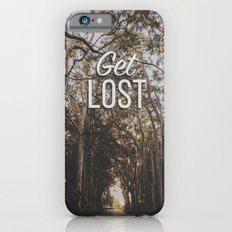 Get Lost Slim Case iPhone 6s