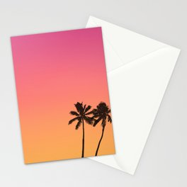 Hot Summer Mood Stationery Cards