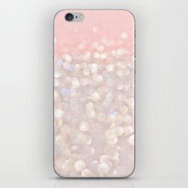 Pink Glitz iPhone Skin