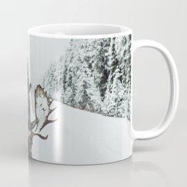 moose #society6 #decor #buyart Coffee Mug