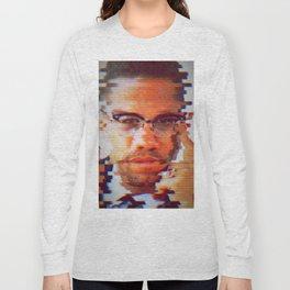Malcolm X Long Sleeve T-shirt