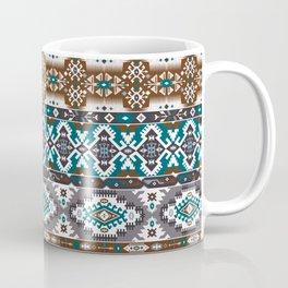 Modern Native American Pattern 5 Coffee Mug