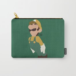 LUIGI(SMASH)GREEN Carry-All Pouch
