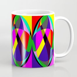 Crossing Cirlcles Coffee Mug