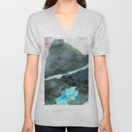 Continental Drift Unisex V-Neck