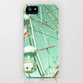 Gira Gira Gira, Ferris Wheel iPhone Case