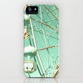 Gira Gira Gira, Ferris Wheel iPhone Case