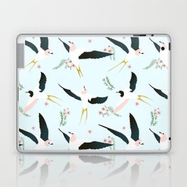 Birds #society6 #decor #buyart Laptop & iPad Skin