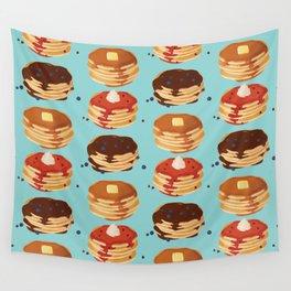Pancake Sunday Wall Tapestry