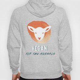 Vegan for the Animals Hoody