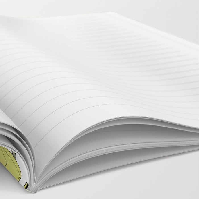 ginkgo leaves (special edition) Notebook