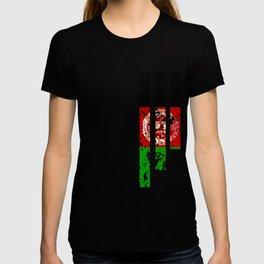 Proud Of Afghanistan - AFG T-shirt