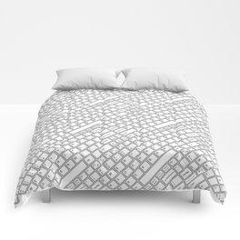 Keyboarded Comforters